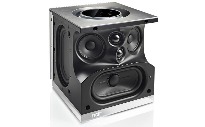 Беспроводная музыкальная система Mu-so Qb от Naim Audio