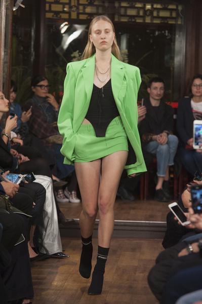 Неделя моды в Париже: день третий | галерея [4] фото [10]