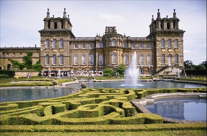 Бленхеймский дворец и «Прекрасная Розамунда»
