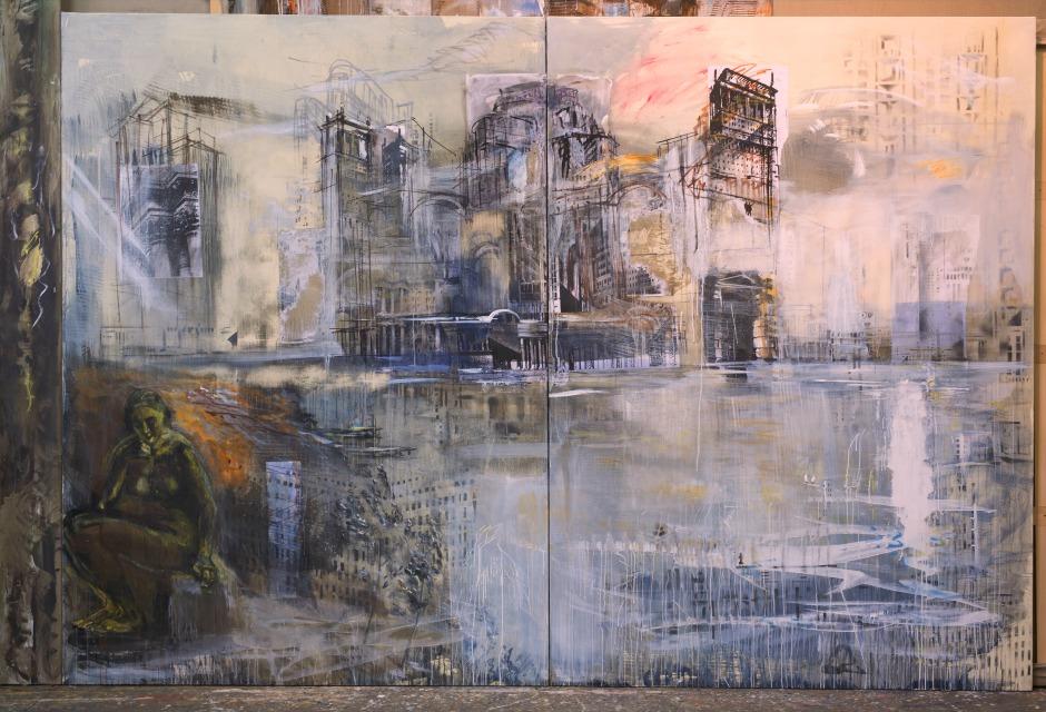 В Москве откроется выставка художника Валерия Кошлякова