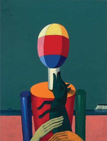В «Гараже» открывается выставка Виктора Пивоварова | галерея [1] фото [1]