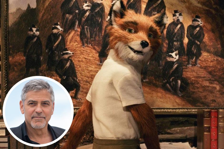 №4 Джордж Клуни
