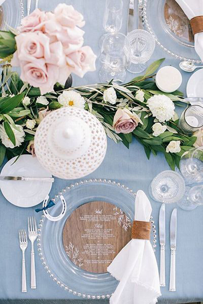 Весенняя свадьба: оформление | галерея [1] фото [6]