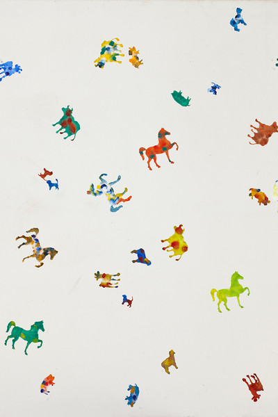 «Все по 100»: аукцион современного искусства от Vladey | галерея [1] фото [8]
