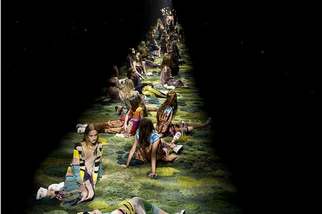 Театр мод: тренды нового сезона | галерея [1] фото [1]