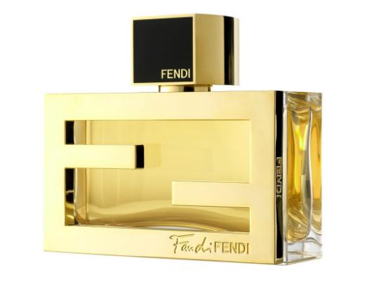 Fan di Fendi Deluxe Leather Limited Edition