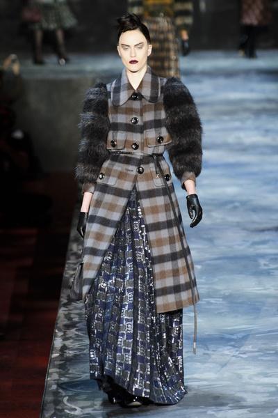 Показ Marc Jacobs на Неделе моды в Нью-Йорке | галерея [1] фото [23]