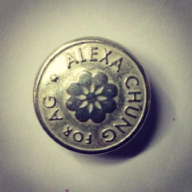 Instagram Алексы Чанг