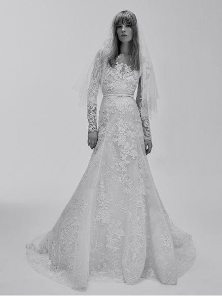 Лучшие коллекции Недели свадебной моды | галерея [12] фото [10]