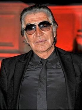 Роберто Кавалли на закрытии недели моды в Париже