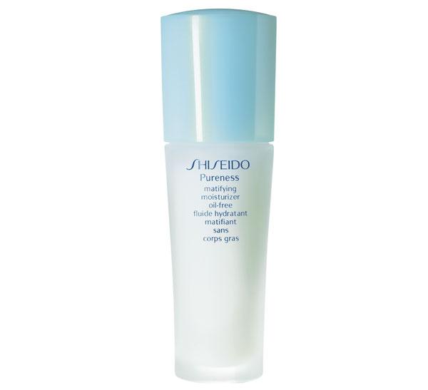 Shiseido Pureness Matifying Moisturizer матирующее средство для лица