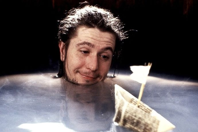 «Розенкранц и Гильденштерн мертвы» (Rosencrantz & Guildenstern Are Dead), 1990 Гари Олдман