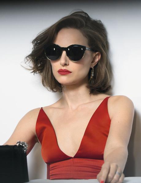 Натали Портман в новой рекламной кампании Rouge Dior