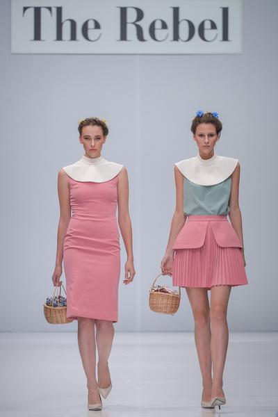 Неделя моды в Москве: обзор коллекций | галерея [6] фото [8]
