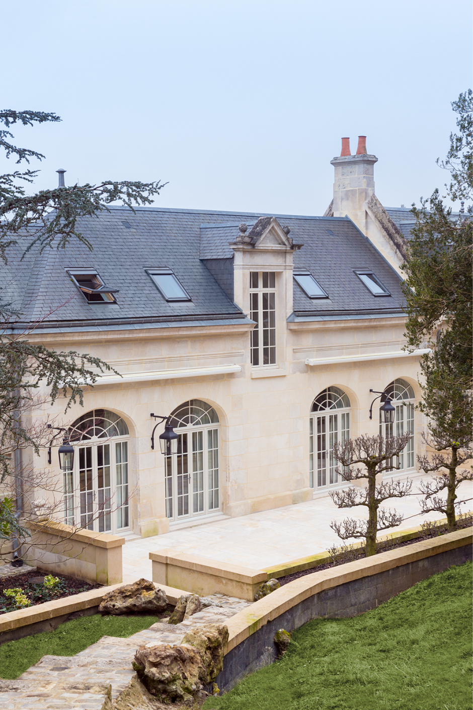 Дом ландшафтного архитектора Александра Гривко.