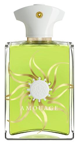 Amouge, Sunshine Man