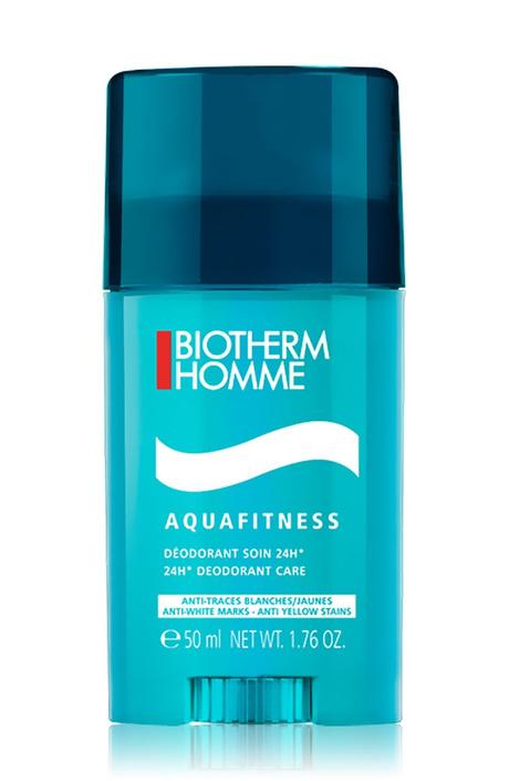 Мужской дезодорант Aquafitness от Biotherm