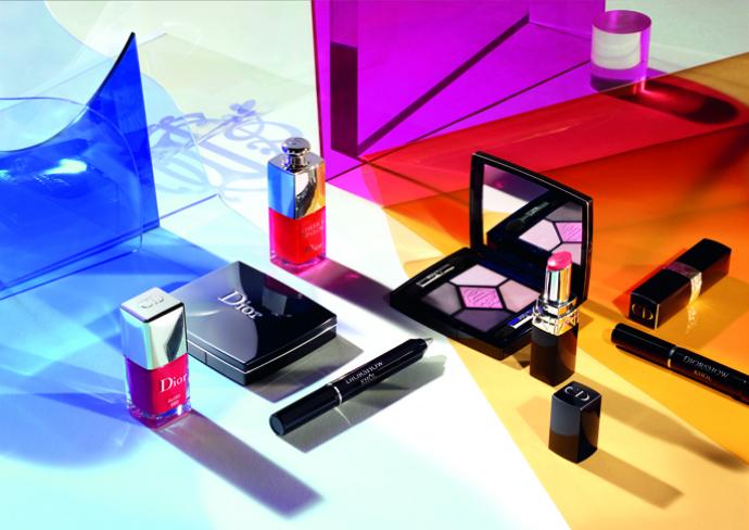 Коллекция весеннего макияжа Kingdom of Color от DiorКоллекция весеннего макияжа Kingdom of Color от Dior