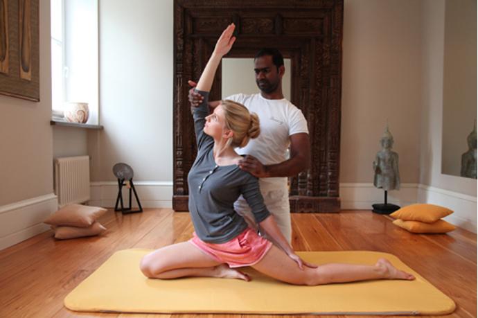 Артистик йога