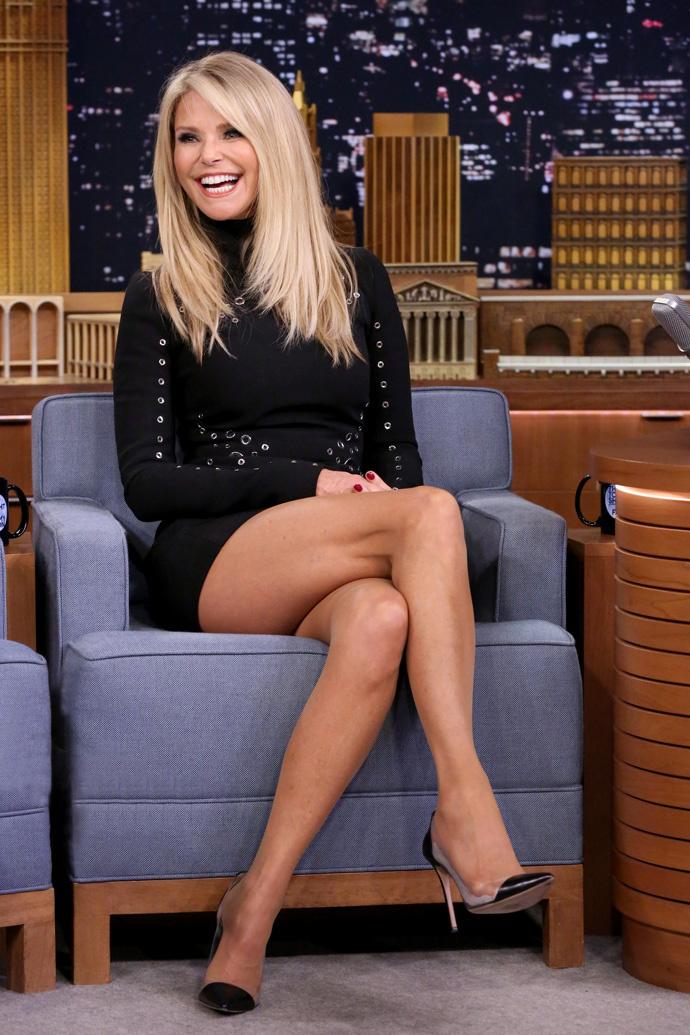 So gorgeous: Кристи Бринкли продемонстрировала роскошную фигуру