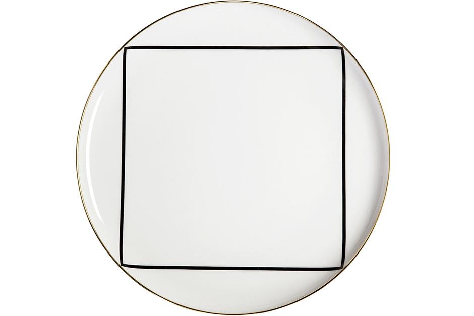 Обеденная тарелка