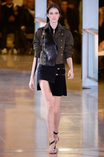 Неделя моды в Париже: день первый | галерея [2] фото [5]