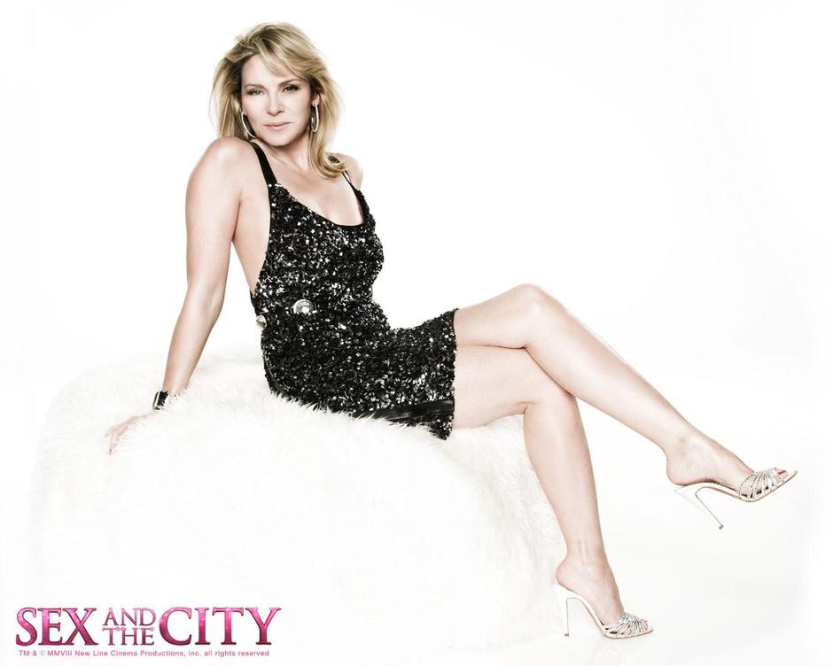 Лучшие моменты из «Секса в большом городе» с Ким Кэтролл