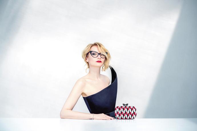 Эвелина Хромченко создала капсульную коллекцию для Ekonika
