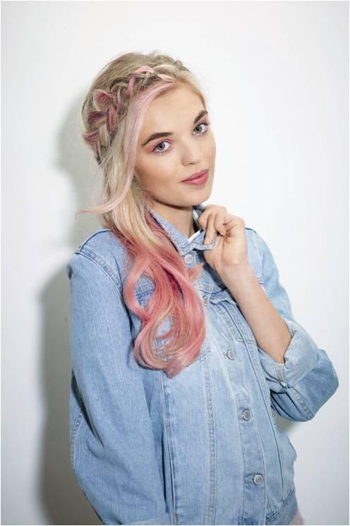 Как сделать цветные пряди волос фото 191