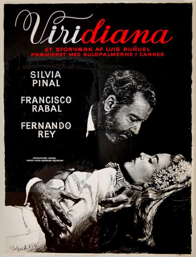 постер фильма «Виридиана»