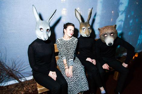В Москве открылся один из самых больших бутиков Hermès в мире | галерея [2] фото [2]