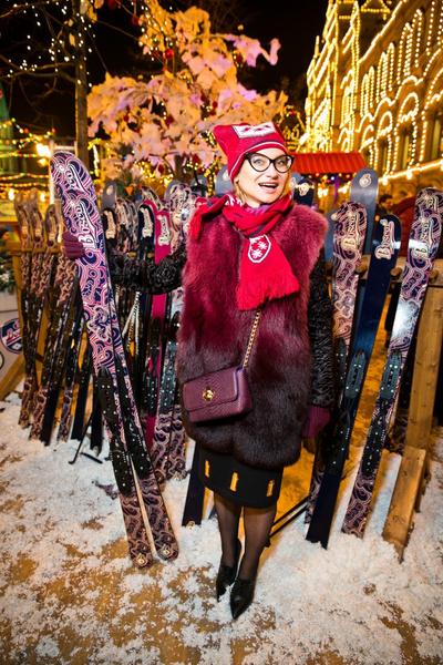 В ГУМе состоялось открытие магазина BOSCO Fresh и вечеринка Aprés ski | галерея [1] фото [51]