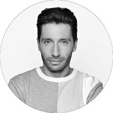 Юрий Столяров, официальный визажист Maybelline NY в России