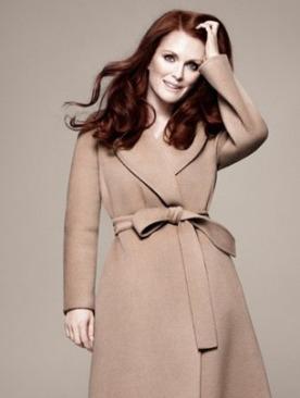 Джулианна Мур в рекламе Talbots осень 2011