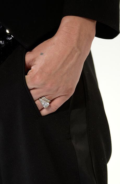 помолвочные кольца звезд фото