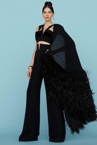 Ульяна Сергеенко представила новую коллекцию на Неделе высокой моды в Париже | галерея [1] фото [20]