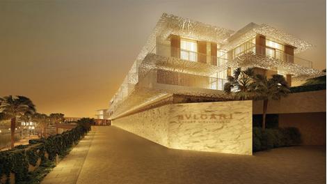 Bvlgari представила проект резиденций в Дубае | галерея [1] фото [9]
