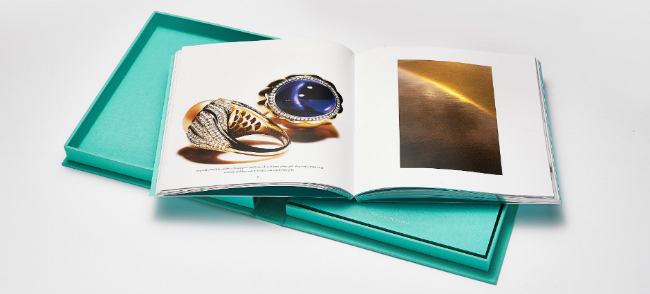 Tiffany Blue Book 2015, The Art of the Sea