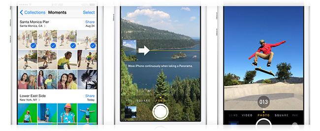 фото iPhone