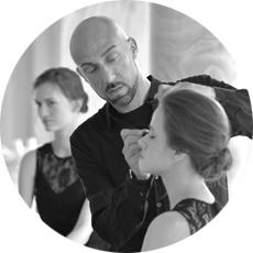 Массимилиано делла Маджеза, международный визажист Dolce&Gabbana Make Up
