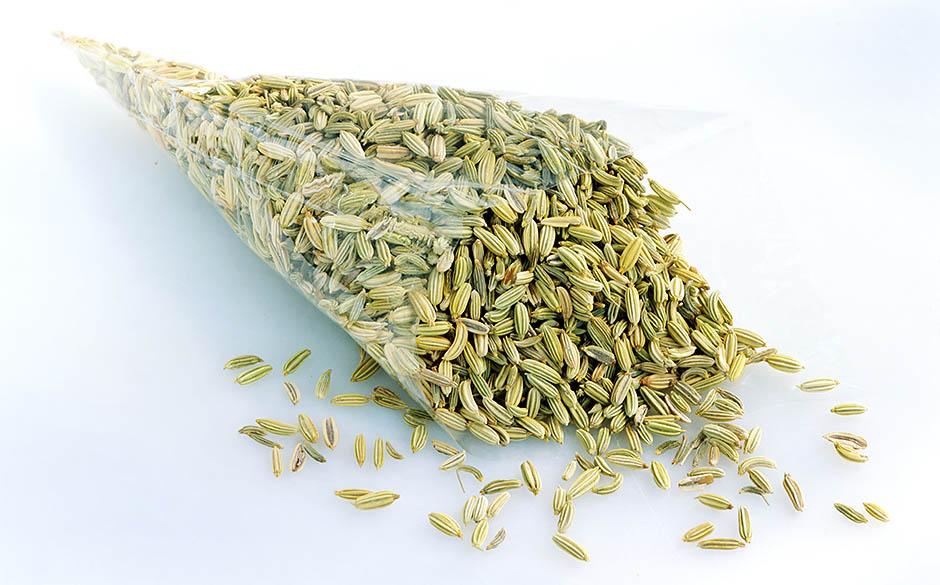 5. Семена фенхеля