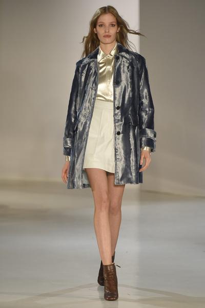 Неделя моды в Нью-Йорке: лучшие показы уикенда | галерея [2] фото [6]