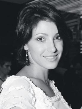 Beauty-Досье Анастасии Макеевой