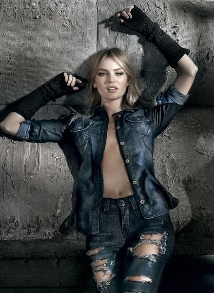 Кэндис Свейнпол снялась в новой рекламной кампании Osmoze | галерея [1] фото [4]