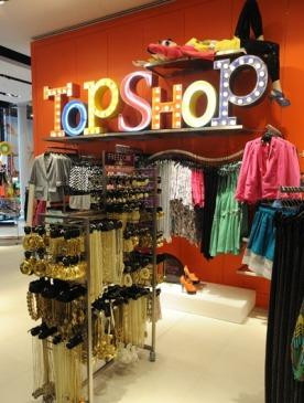 Дебора Флеминг создала коллекцию для Topshop