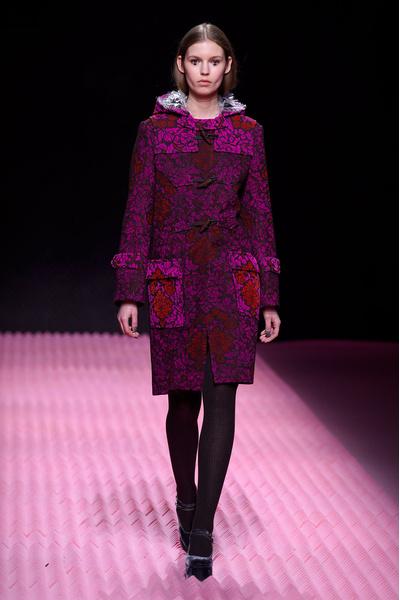 Показ Mary Katrantzou на Неделе моды в Лондоне | галерея [1] фото [27]