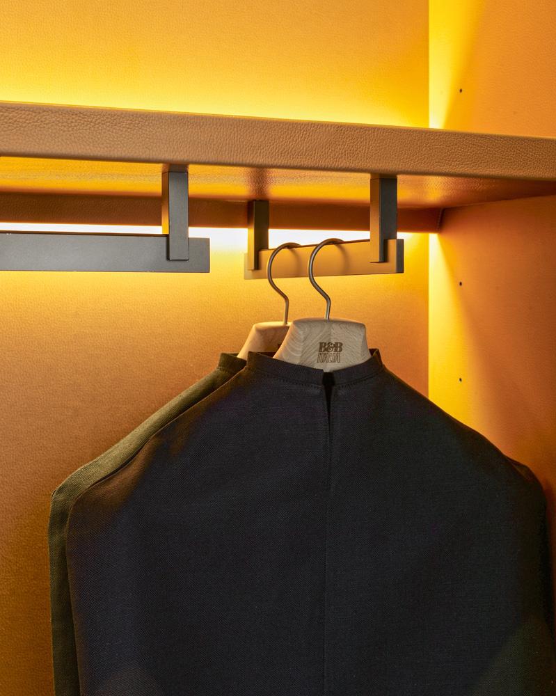 Гардеробная система Backstage от B&B
