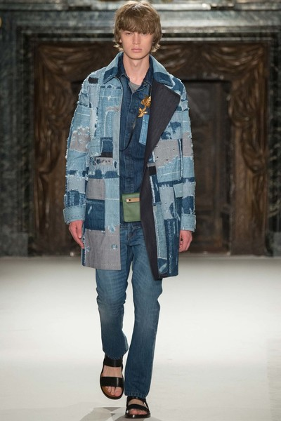 Неделя мужской моды в Париже: лучшие показы | галерея [1] фото [8]
