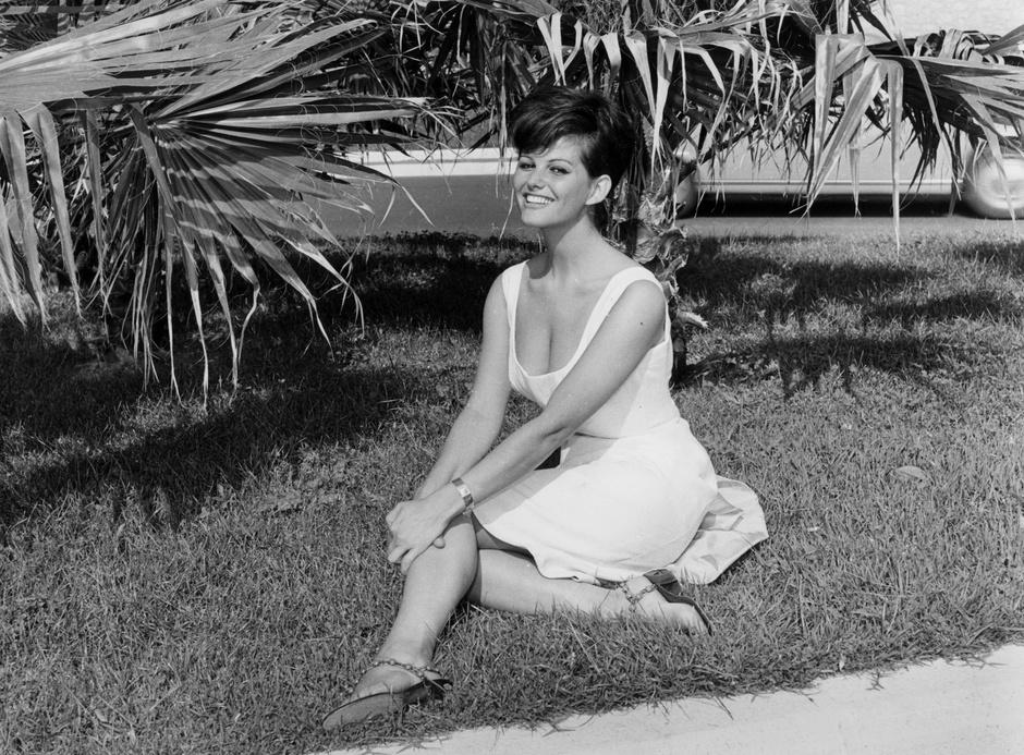 Клаудия Кардинале, 1961