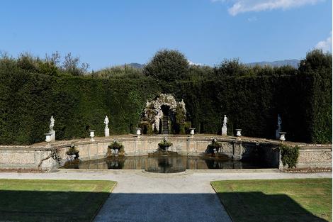 Вилла Марлия в Тоскане станет отелем   галерея [1] фото [33]